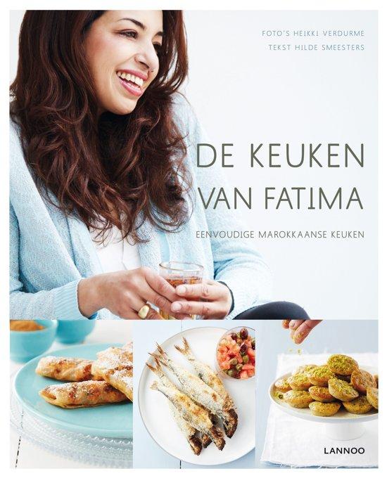 Boekomslag voor De keuken van Fatima