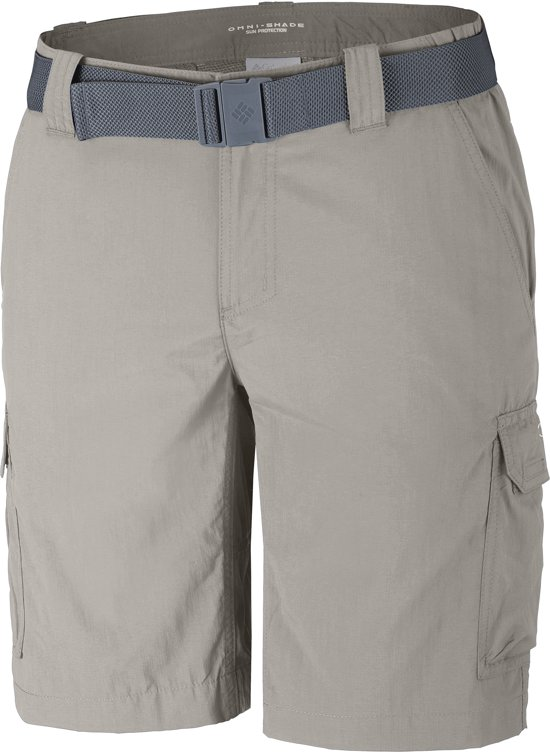 Cargo Silver Outdoorbroek Ridge Ii Short Columbia HerenTusk K3JFcl1uT5