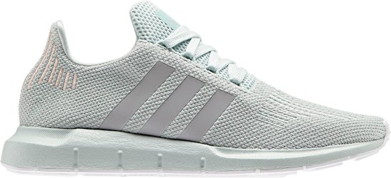 adidas Swift Run Sportsneakers Dames Sneakers - Maat 39 1/3 - Vrouwen -  grijs