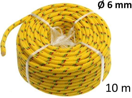 Nylon Koord / Touw 6 mm X 10 meter