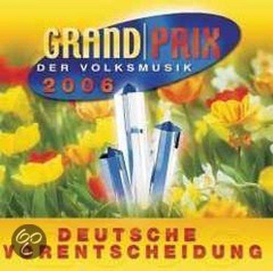 Grand Prix Der Volksmusik - Deutsch