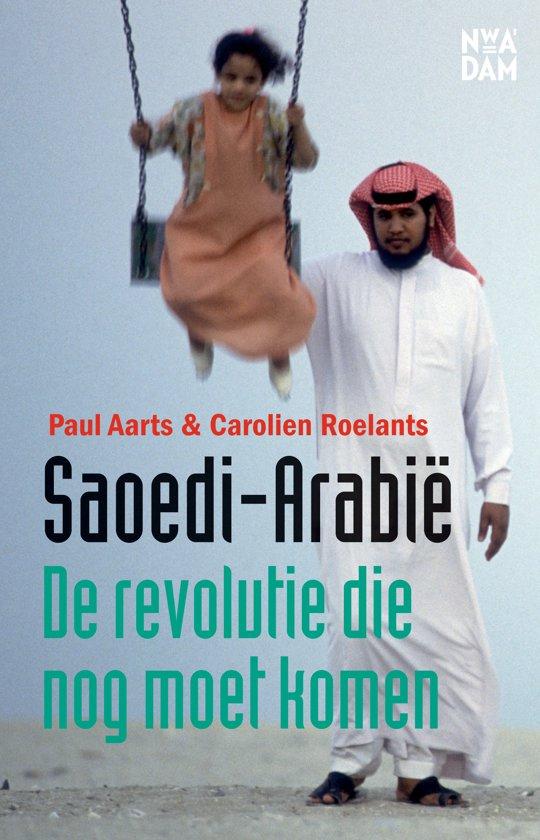 Boek cover Saoedi-Arabie van Carolien Roelants (Paperback)