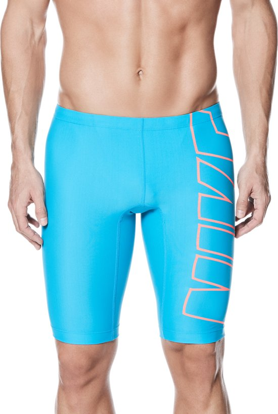 Nike Swim Zwembroek Heren Jammer - Lt Blue Fury - 48