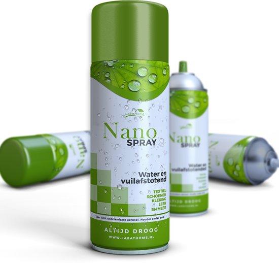 47ad800d428f61 Waterafstotende spray voor textiel - 2x Nano Spray (p.s. 400 ml)