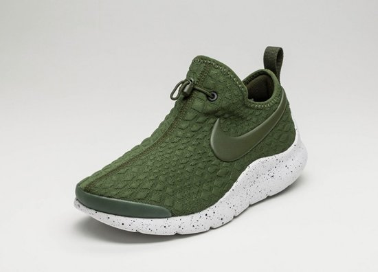 nike dames sneakers olijfgroen