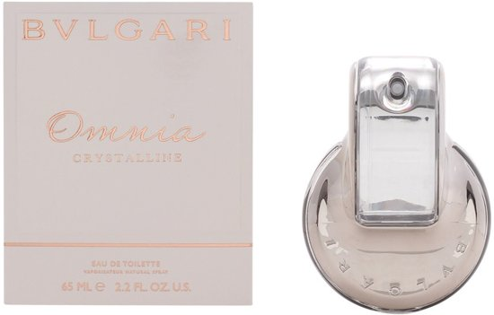 Bvlgari - OMNIA CRYSTALLINE - eau de toilette - spray 65 ml