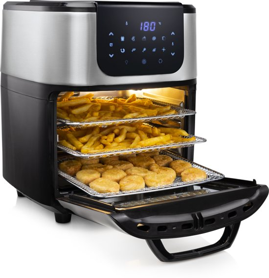 Princess 182070 Aerofryer Oven DeLuxe - Hetelucht friteuse
