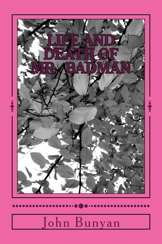 Life and death of Mr. Badam