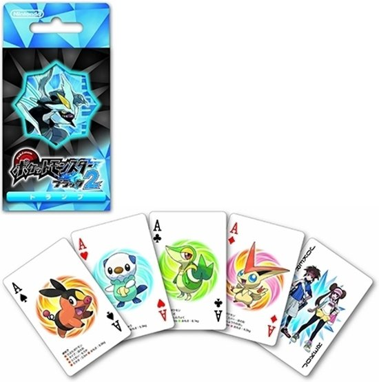 Pokemon poker playing cards