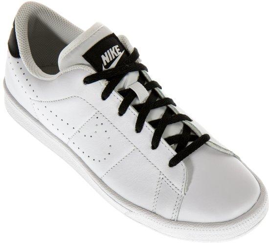 Nike Tennis Classic Premium (GS) Sportschoenen - Maat 38.5 - Unisex - wit/