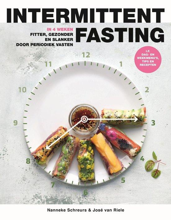 Boek cover Intermittent fasting van Nanneke Schreurs (Onbekend)