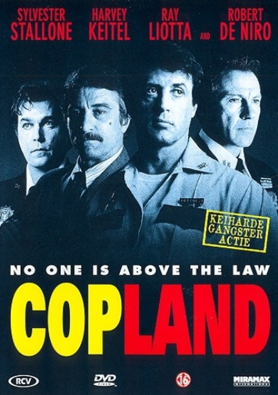Cover van de film 'Cop Land'