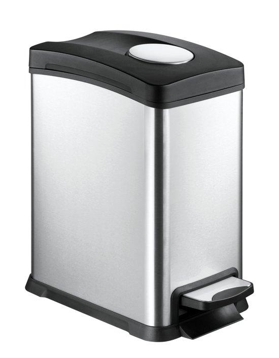 Eko Rejoice Pedaalemmer 30 30 Liter.Bol Com Eko Rejoice Prullenbak 8 L Mat Rvs