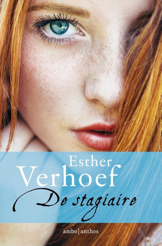 Boek cover De stagiaire van Esther Verhoef (Onbekend)
