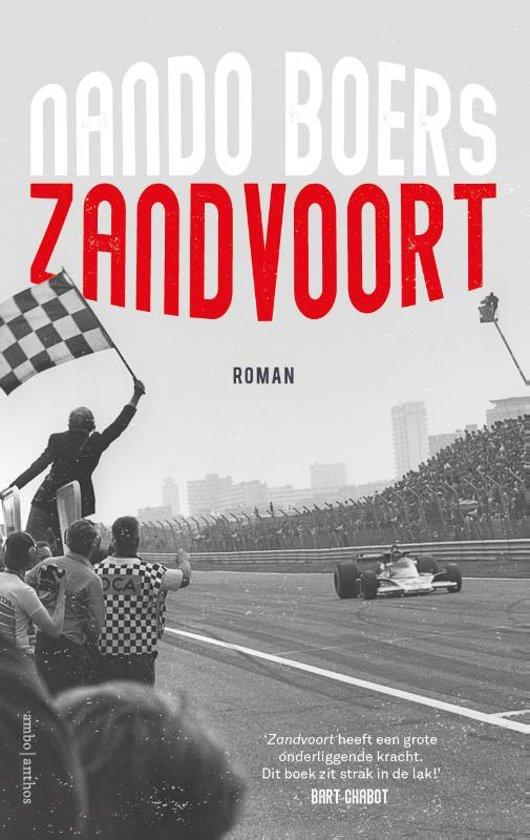 Boek cover Zandvoort van Nando Boers (Paperback)