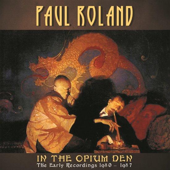 In The Opium Den