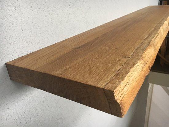 Blinde Plank Eiken.Eiken Wandplank Blinde Bevestiging Lxv59 Tlyp