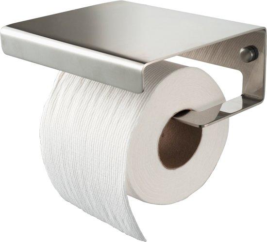 Wc rolhouder piet boon 035711 ontwerp inspiratie voor de badkamer en de kamer - Deco wc zwart ...