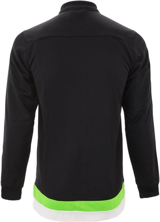 Ajax Adidas Anthem Jacket - Volwassen - Unisex - Maat XXL - Zwart/Groen