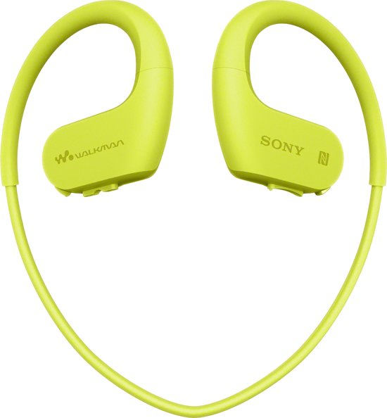 Sony NW-WS623 Walkman - Waterproof MP3-speler met Bluetooth - 4GB - Groen