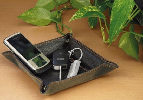 Bol luxe zakkenbutler voor op het bureau of tafel