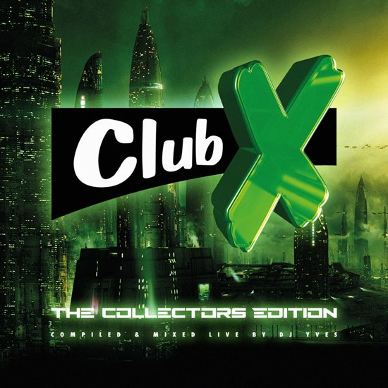 Belgian Club Legends Presents - Club X