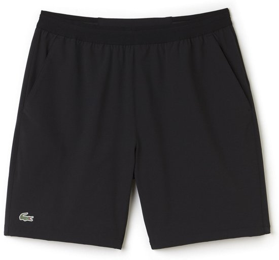 Lacoste Sport Tennis Stretch  Sportbroek performance - Maat XL  - Mannen - zwart