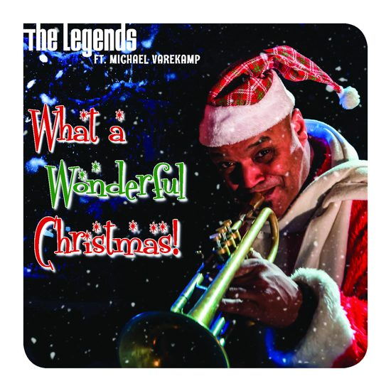 THE LEGENDS - WHAT A WONDERFUL CHRISTMAS