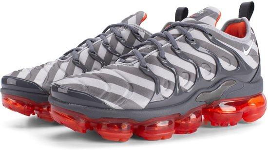Nike Sneakers - Maat 44 - Mannen - grijs/ rood