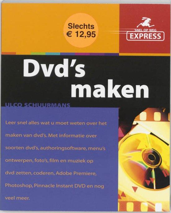Dvd'S Maken