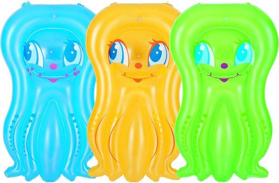 Vedes Kindermatras Octopus - Luchtbed
