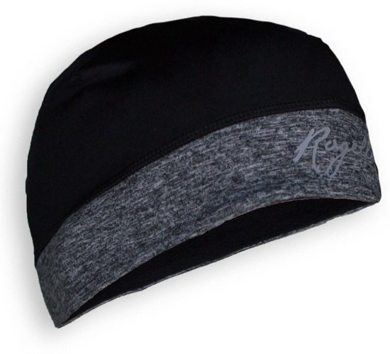 Rogelli Maxie hardloopmuts zwart/grijs - Dames