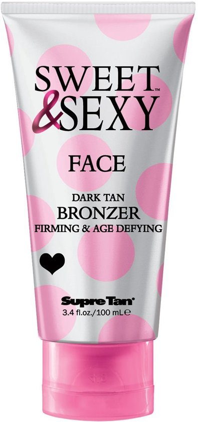 Supre Tan sweet & Sexy FACE dark tan bronzer