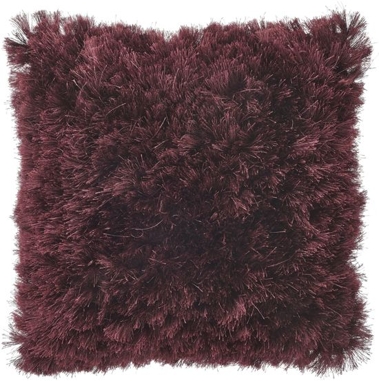 Dutch Du00e9cor Dutch Decor Calla - Sierkussen - Aubergine - 45x45 cm ...