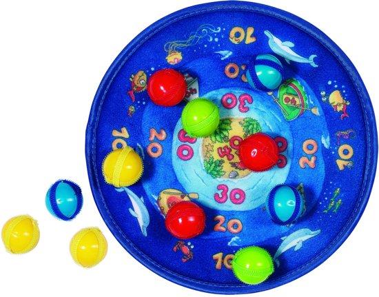 Afbeelding van het spel Goki Gezelschapsspel darts oceaan
