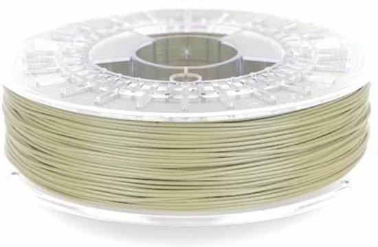 ColorFabb PLA/PHA GREENISH BEIGE 1.75 / 750 Polymelkzuur Groen 750g 3D-printmateriaal