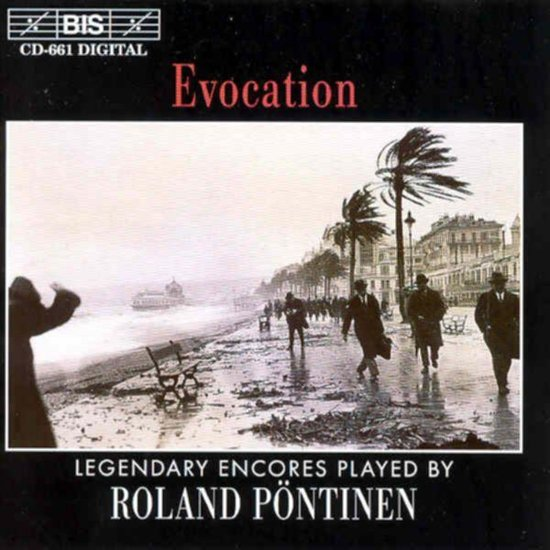 Evocation - Piano-Enc.