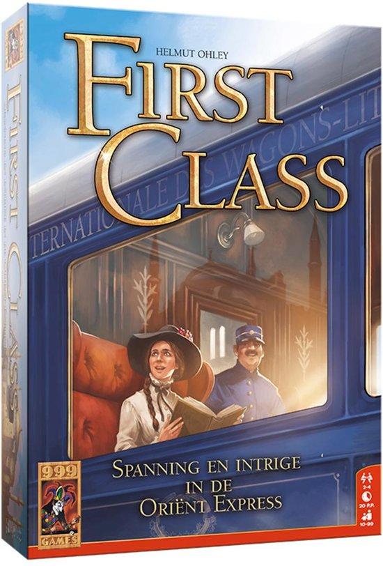 First Class Bordspel