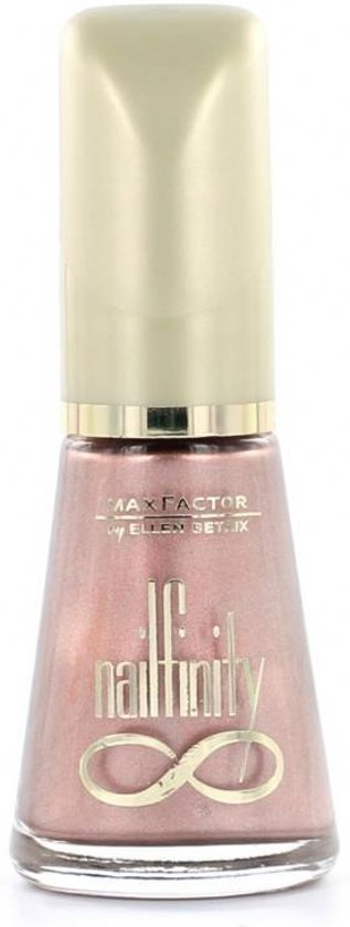 Max Factor Nailfinity Nagellak - 168 Midnight Bronze