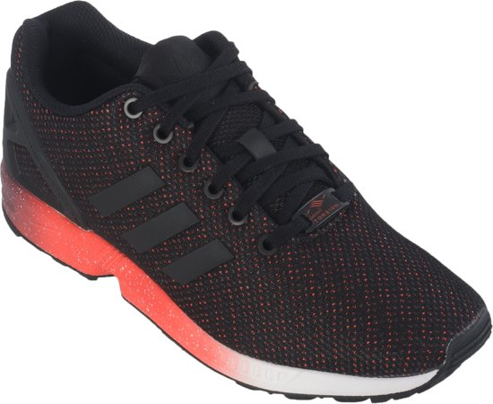 adidas zx flux wit heren