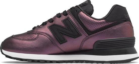 Dames Maat 5 B Black Balance 37 Wl574 Sneakers New qCExYaI8wc