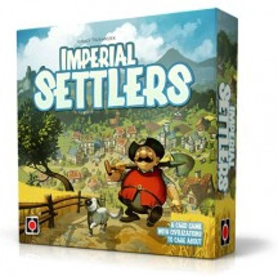 Imperial Settlers - ENG talig