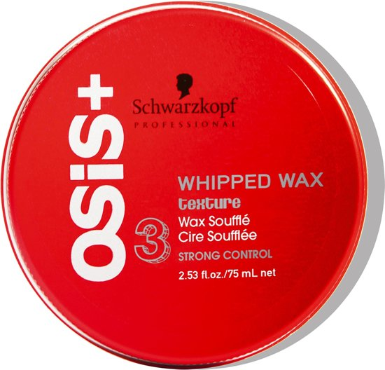 Schwarzkopf Osis+ Whipped Wax 85 ml