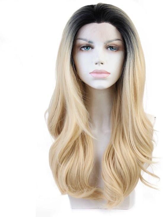 bol.| ACTIE Jennah Synthetische frontlace hair pruiken Kleur