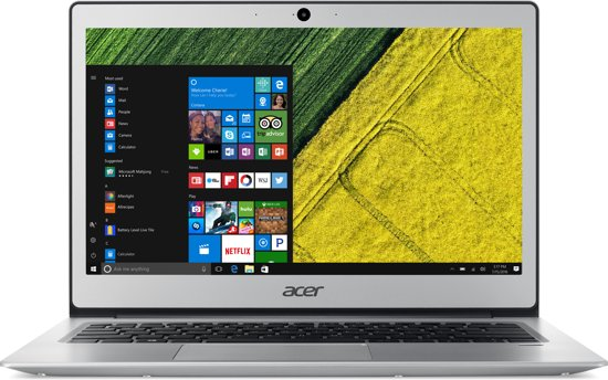 Acer Swift 1 SF113-31-P6R7 - Laptop - 13.3 Inch