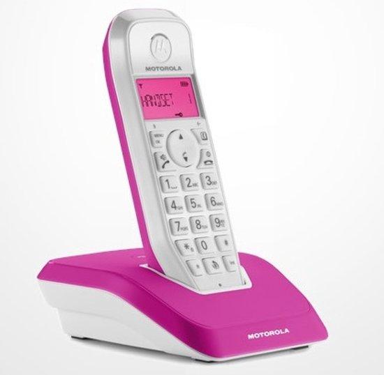 Motorola STARTAC S1201 roze