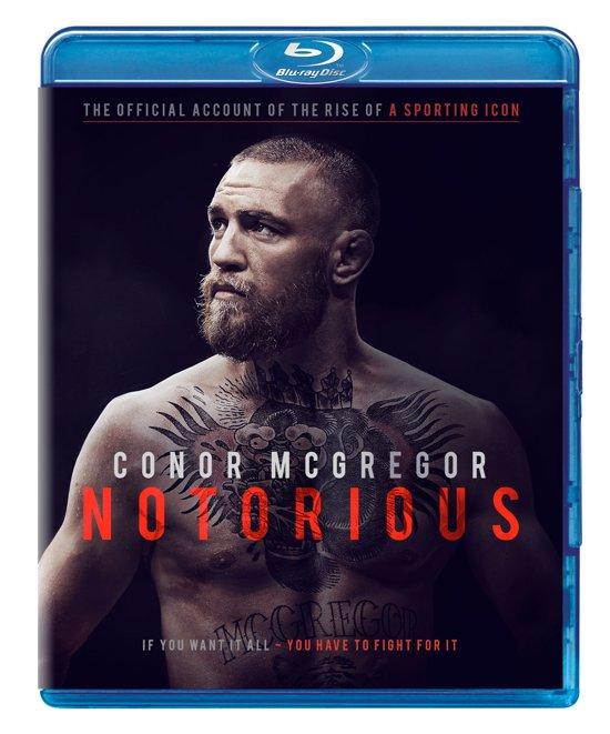 Conor Mcgregor: Notorious (Blu-ray)