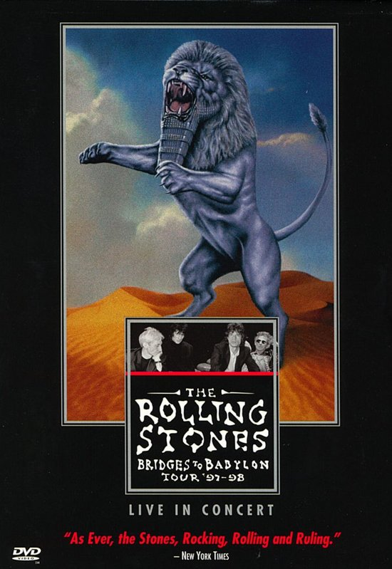 Bridges to Babylon Tour '97-'98: Live in Concert