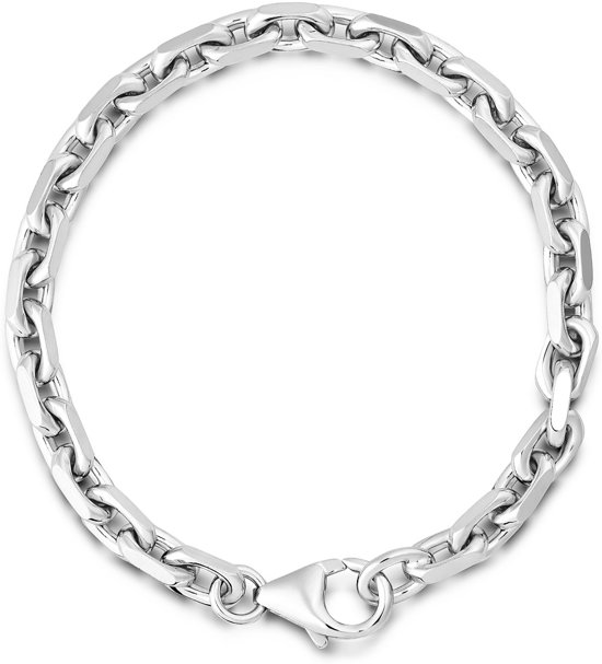bol | majestine 925 zilveren armband 19cm