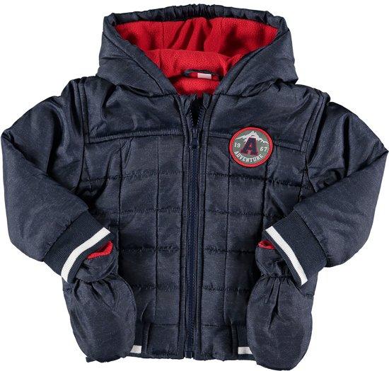 Babykleding Winterjas.Bol Com Zeeman Baby Jongens Winterjas Blauw Maat 74
